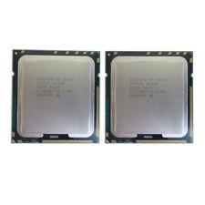 2x Intel XEON X5680 3.33 GHz 12MB SLBV5 6 Core 6.40GT/s LGA1366 Matched Pair CPU