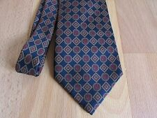 Casino Collection CASINOS Austria Hand Made Pure Silk Patterned Tie