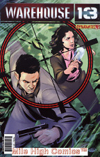 WAREHOUSE 13 (2011 Series) #4 Near Mint Comics Book