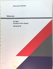 Tektronix PS 5004 Precision Power Supply Instruction Manual  P/N 070-4442-00