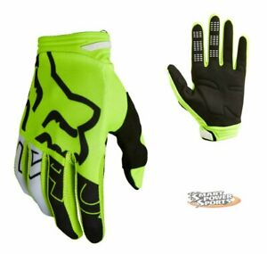 Fox Racing 2022 Adult 180 SKEW Gloves - ALL COLORS - MX Dirt ATV - Touch Screen