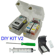 DIY Refill kit For Original Genuine CANON MP245 MP258 MP268 MP276 Ink Cartridge