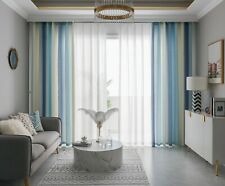 "2 Panels Sheer Blackout Window Curtains Drapes Grommet/Rod Pocket 63"", 84�, 95"""