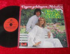 Cindy & Bert LP Unsere schönsten Melodien TOP!!