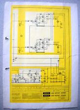 UHER Report Stereo 4200 Schaltplan ab Nr. 192313373 bzw. 194326311