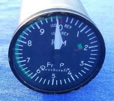 Beechcraft Prop Tachometer P/N 50-380035-5