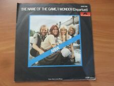 80er Jahre - Abba - The Name of the Game