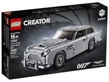 LEGO 10262 CREATOR EXPERT JAMES BOND 007 ASTON MARTIN DB5 SPECIALE COLLEZIONISTI