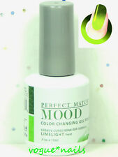 LeChat Perfect Match MOOD Color Changing Gel Polish MPMG42- LimeLight