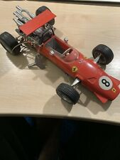 Exceptionally Rare Model  Ferrari  F2 Friction Car With Key Collectable  Schuko