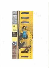 FORMEL 1 Spa/Belgien 2002, F1 Großer Preis von Belgien, Sammler Ticket not used