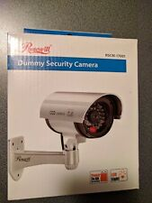 Rosewill Dummy / Fake Surveillance Security Cctv Camera Indoor Outdoor