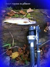 TROUT FISHING ROD TROUT LURES TROUT SPINNERS ROD TROUT FLIES PORTABLE ROD & REEL