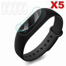 5pcs  Wristband Anti-Scratch Screen Protector Ultra-thin for Xiaomi Mi Band 2