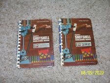 Vintage, Pacific, Shotshell Reloading Manuals, 2nd and 3rd Editions