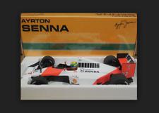 McLaren Honda MP4/5B A. Senna W. Champion 1990 1/18 540901827 Minichamps