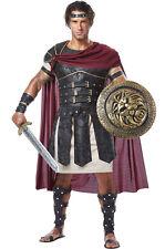 Roman Gladiator Spartan Greek Warrior Adult Costume