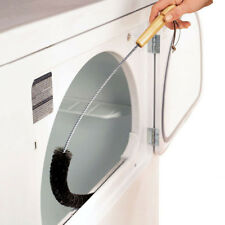 CLOTHES DRYER Lint Vent Trap Cleaner Brush gas electric Fire Prevention Bottle #