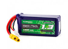 Turnigy Nano-Tech Plus 1300mAh 4S 14.8V 70C 140C LiPo Battery XT60 3D Multirotor
