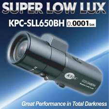 Extreme Low Light Exview KT&C SLL650BH Spy Camera.0001 Lux SLL-650BH Starlight