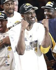 2010 KOBE BRYANT Lakers '09-10 FINALS CHAMPS LICENSED picture poster 8x10 photo