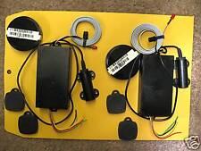 2 RFID Reader transponder key fob security