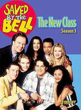 Saved By the Bell - The New Class: Season 3 (DVD, 2005, 3-Disc Set) NEW SEALED!