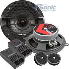 "KICKER 400W 5.25"" KS Series Component Car Stereo Speaker System | 44KSS504"