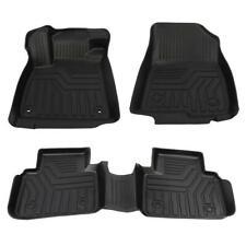 Car Mats For Honda accord Sedan car Floor Mats Auto Mats carpets Waterproof pads