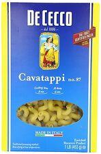 De Cecco Cavatappi Dry Pasta, 16 oz - 8 Pack