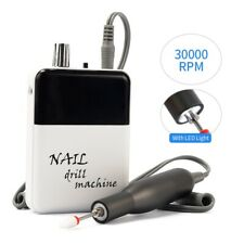 Rechargeable Electric Nail File Drill Pen Portable Manicure Pedicure Machine Kit