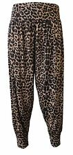 NEW WOMEN LADIES TROUSERS ALI BABA LONG PANTS BAGGY HAREEM LEGINGS PLUS SIZE8-30