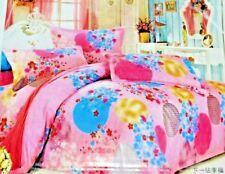 4 Piece High Quality Comfy Queen Set Sateen Bed Sheet Set