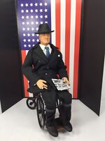 1/6 US PRESIDENT FRANKLIN D. ROOSEVELT+ WHEELCHAIR FDR DRAGON BBI DID 21st WW2