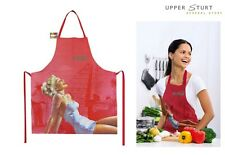 Coca Cola - Apron - Pin Up Blonde 100% cotton Machine washable 70cm x 80cm