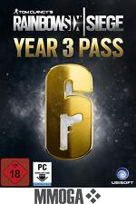 TOM CLANCY'S RAINBOW SIX SIEGE - YEAR 3 PASS Key - Uplay Code PC Addon DLC EU/DE
