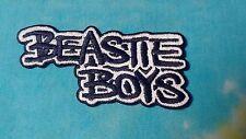 The Beastie Boys Logo 3.75 Inch Iron On Patch