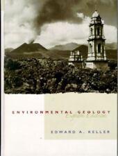 Environmental Geology (8th Edition) by Keller, Edward A.