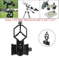 Camera Adapter Mount For Telescope Spotting Scope Binocular Phone Optical Device
