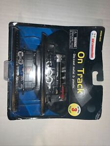 Rare 2 In 1 Maisto On Track Engine 98 SET with hopper 15131 NEW die cast metal