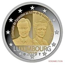 "LUXEMBURG: SPECIALE 2 EURO 2019 ""CHARLOTTE"""