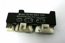 VW SHARAN FAN RELAY CONTROL SWITCH FOR RADIATOR COOLING 701919506A 701 919 506 A