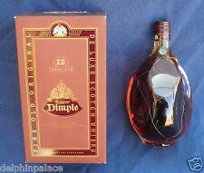 Dimple12 Jahre 1,75 L 40% Vol. Alk.(90€/L) Henkelflasche Rarität und Alt