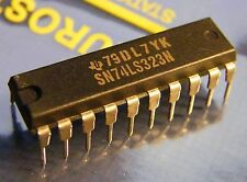 3x SN74LS323N 8-bit universal shift/storage register, Texas Instruments