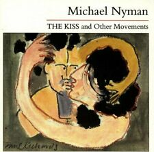 Michael NYMAN Kiss & other movements CD Edition EG Dagmar KRAUSE Greenaway