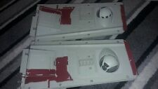 Star Wars Republic Gunship left and right wings