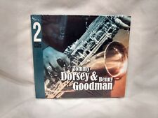 Tommy Dorsey & Benny Goodman NEW Import 2 CD Set 2006 CAS Entertainment   cd5159