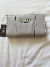 GENUINE GUESS PURSE/WALLET BRAND NEW Grey