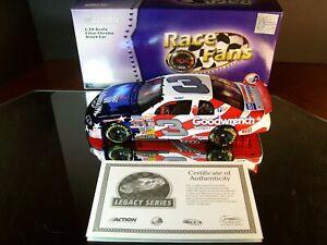 Dale Earnhardt #3 GM Goodwrench Atlanta Olympics Color Chrome 1996 Chevrolet MC
