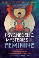 Psychedelic Mysteries of the Feminine : Creativity, Ecstasy, and Healing, Pap...